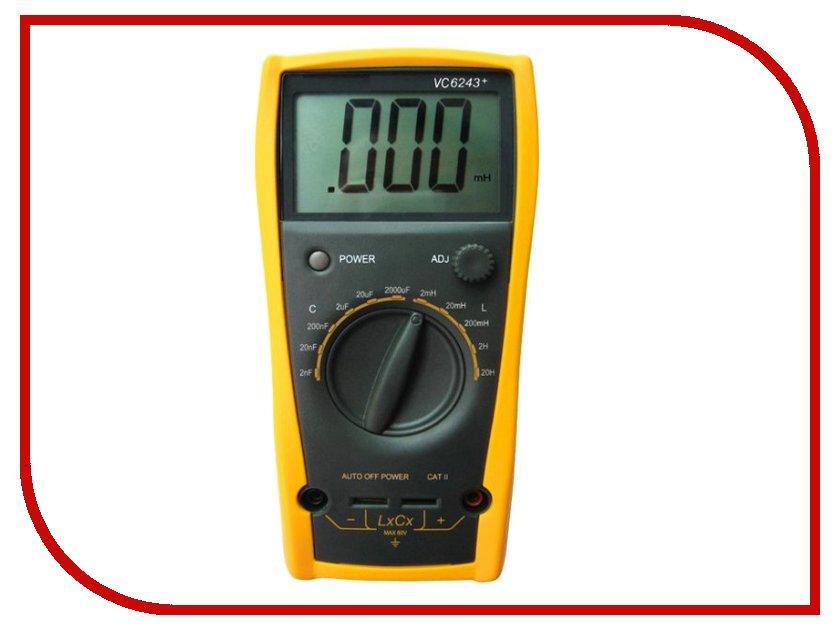 Мультиметр Sinometer VC6243+