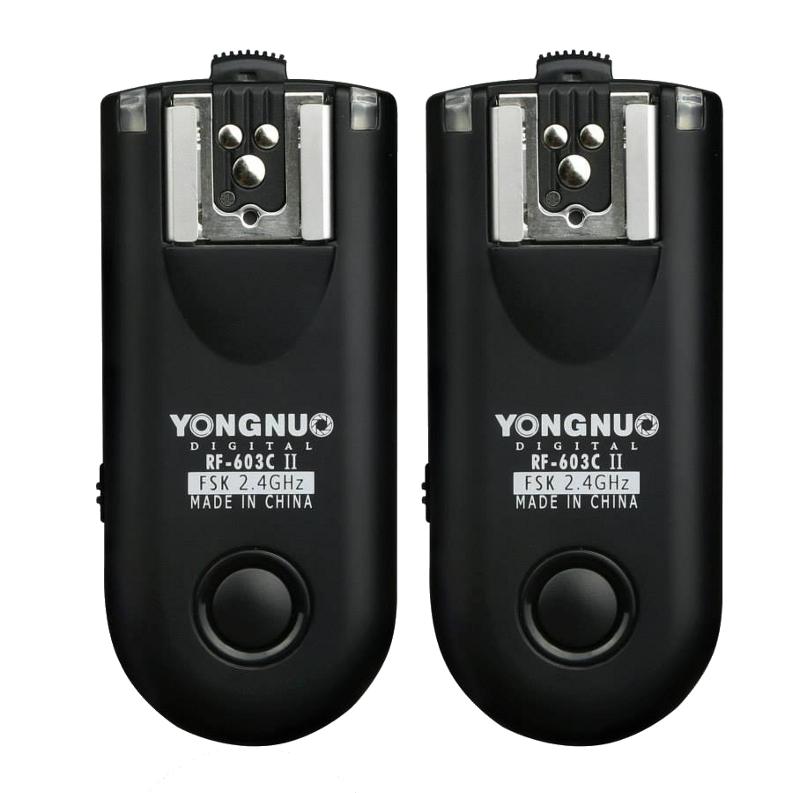 Радиосинхронизатор YongNuo RF-603C II C3 для Canon