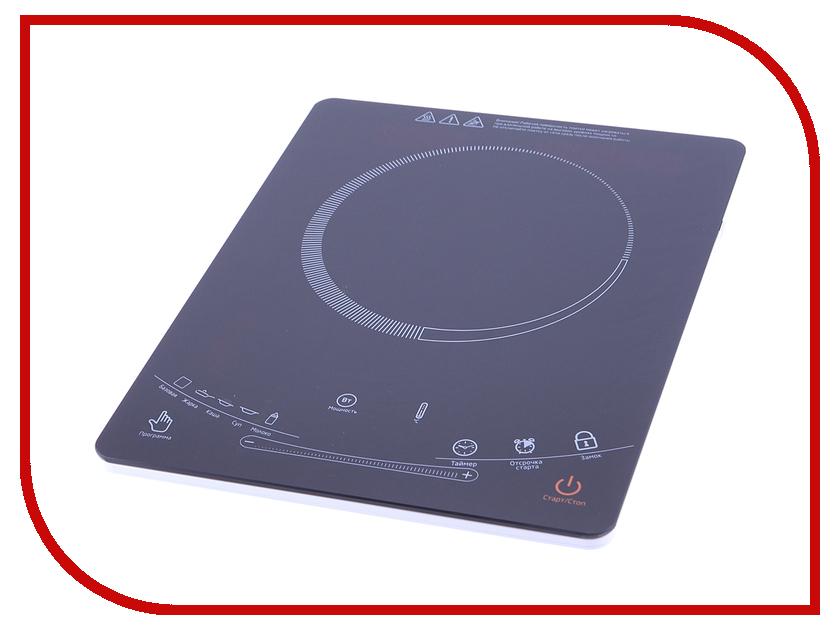 Плита Kitfort KT-106 настольная плита kitfort kt 101 индукционная