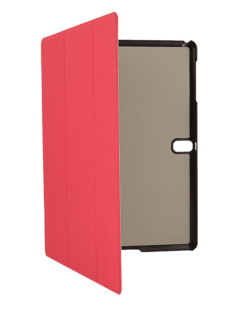 Аксессуар Чехол Palmexx for Samsung Galaxy Tab S 10.5 SM-T805 Smartbook PX/SMB SAM Tab S T805 RED Red