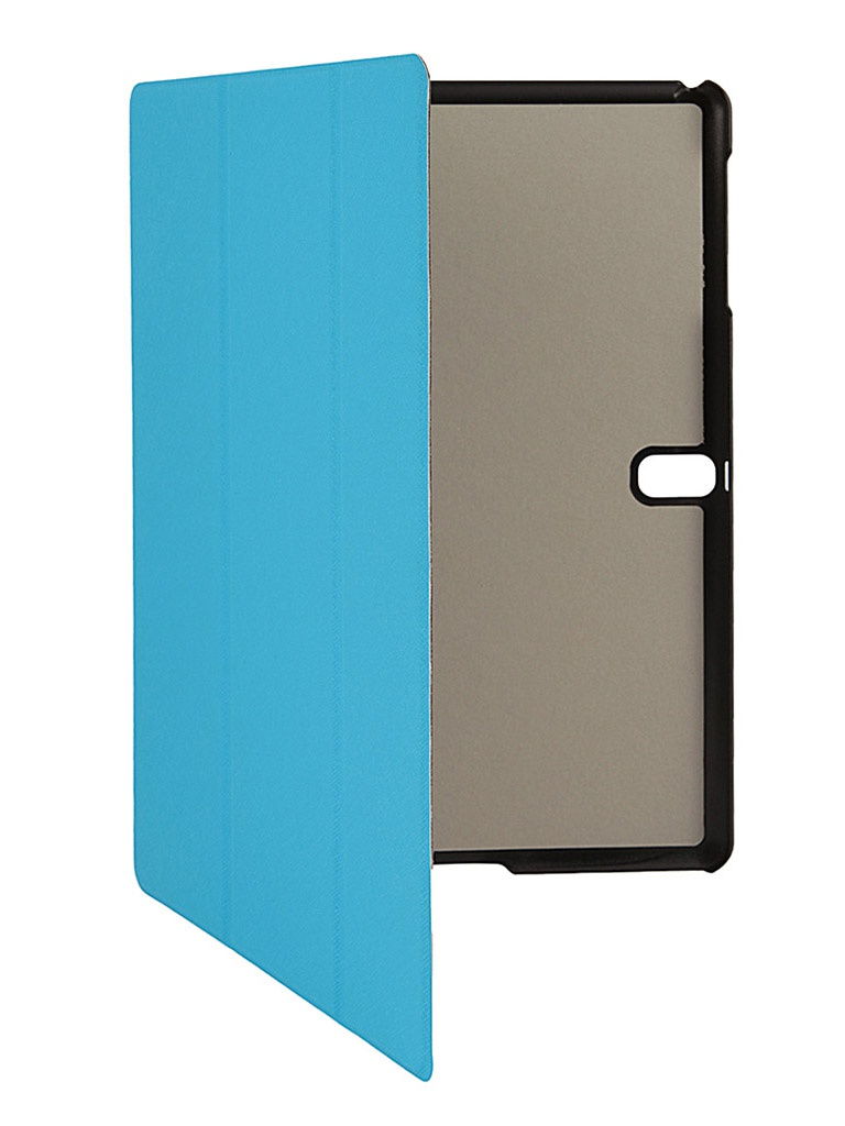Аксессуар Чехол Palmexx for Samsung Galaxy Tab S 10.5 SM-T805 Smartbook PX/SMB SAM Tab S T805 BLU Blue