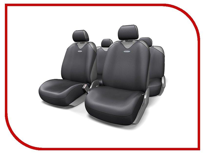 Чехлы на сиденье Autoprofi R-1 Sport Plus Black R-902P BK чехол на сиденье autoprofi r 902p bl
