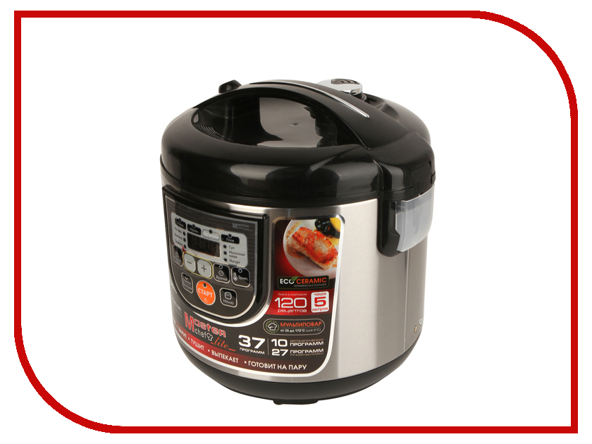 Мультиварка Redmond RMC-M22 Black<br>