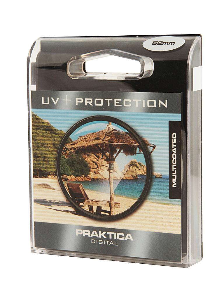 Светофильтр Praktica UV-Protect MC 52mm (1073953)<br>