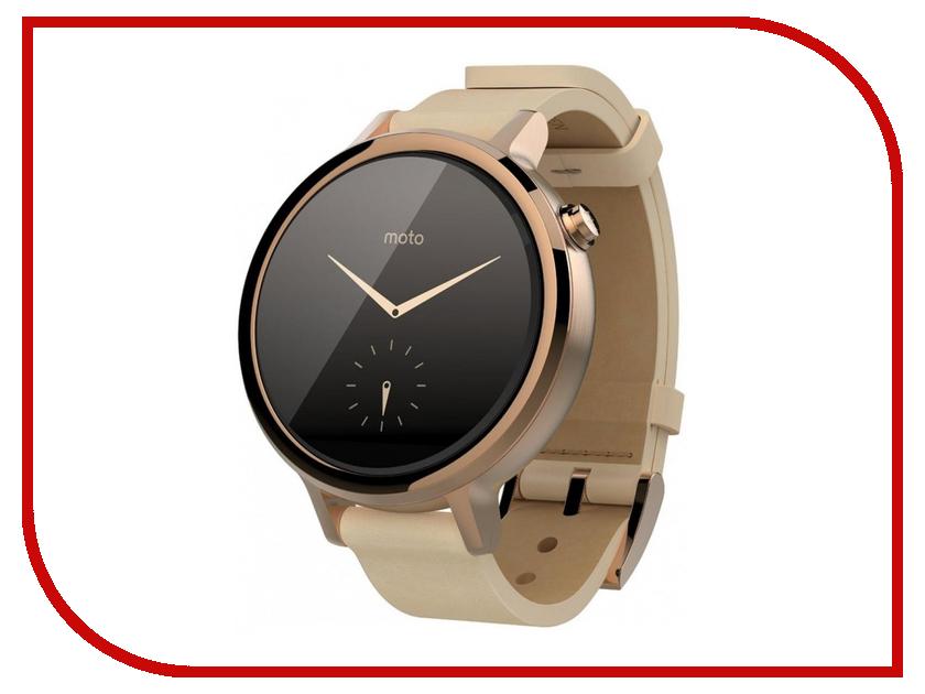Умные часы Motorola Moto 360S 42mm Ladies SM4347AS6T1