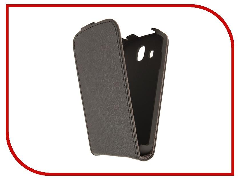 Аксессуар Чехол Fly IQ4407 Era Nano 7 iBox Classic Black