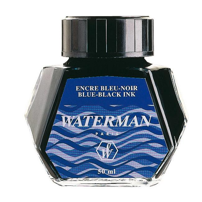 Аксессуар Waterman Blue S0110720 - Флакон с чернилами