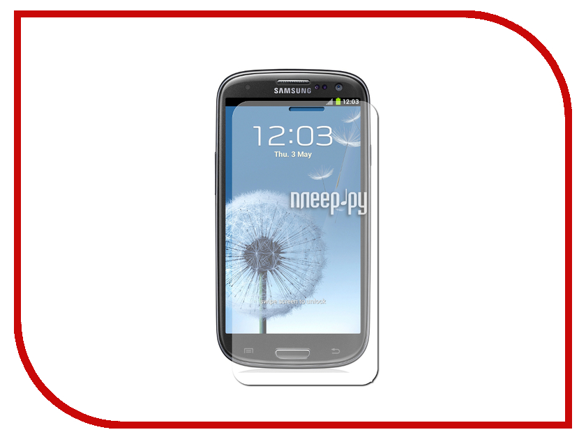 ��������� �������� ������ LuxCase for Samsung Galaxy S3 Neo/Duos I9300I ������������ 80850