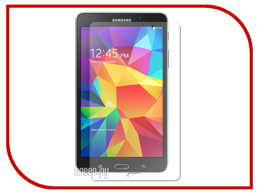 Аксессуар Защитная пленка Samsung SM-T230/T231/T235 Galaxy Tab 4 7.0 LuxCase Антибликовая 80844