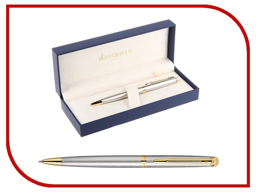 Ручка Waterman Hemisphere Steel GT Mblue S0920370