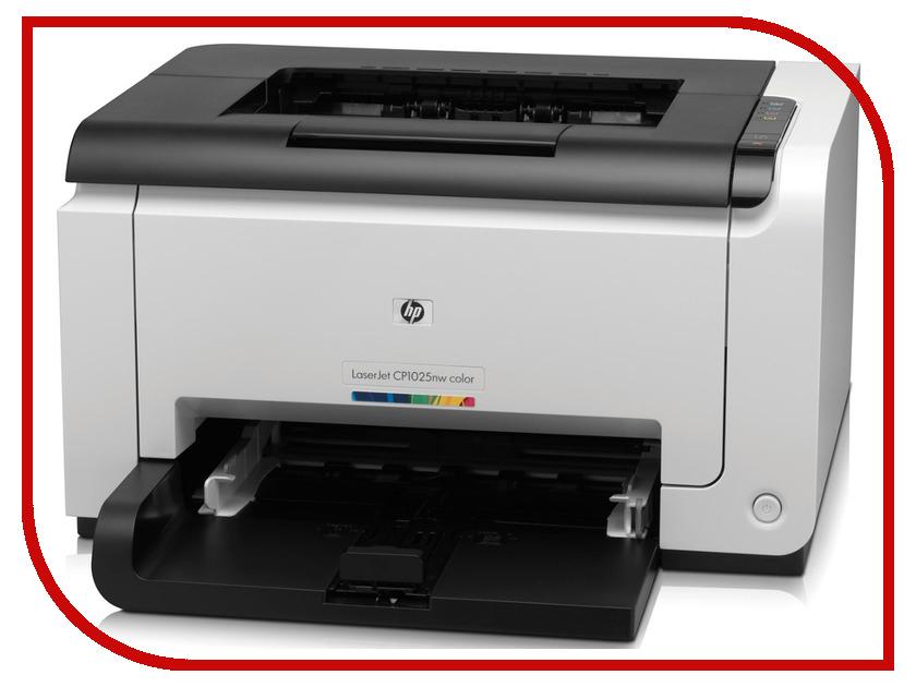 ������� HP Color LaserJet Pro CP1025 CF346A