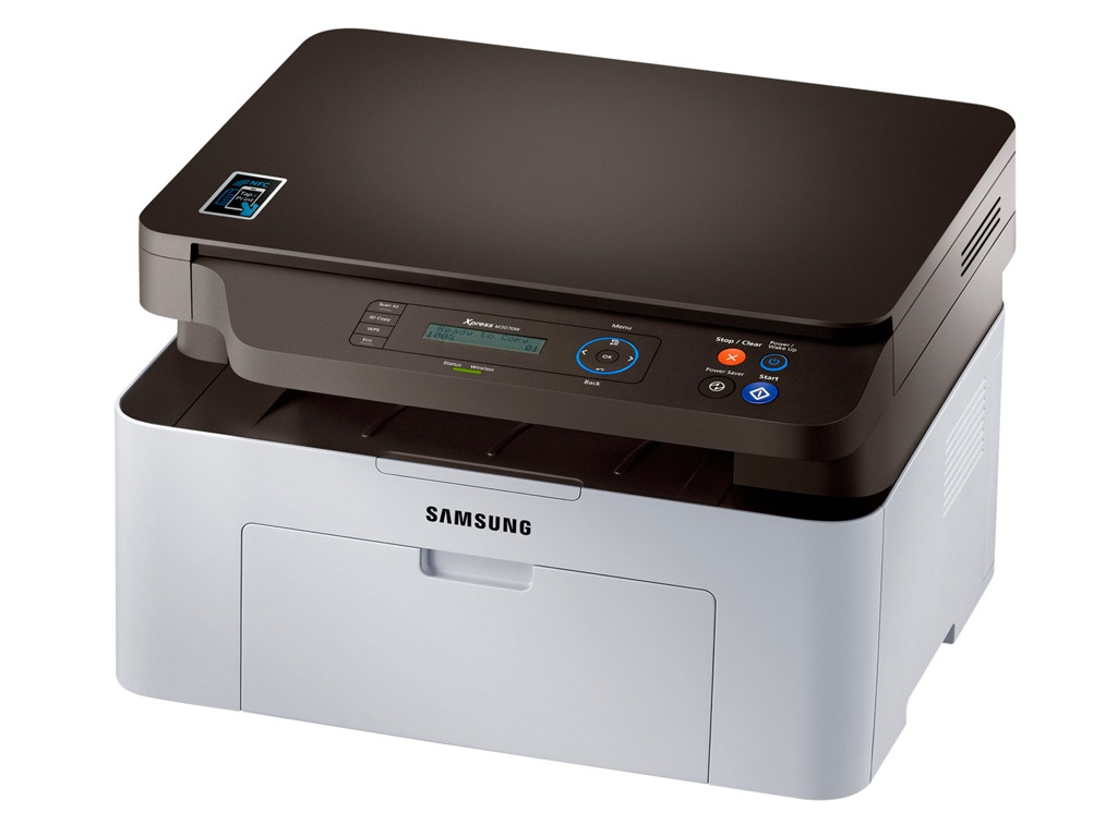 МФУ Samsung SL-M2070W мфу samsung sl m2870fd