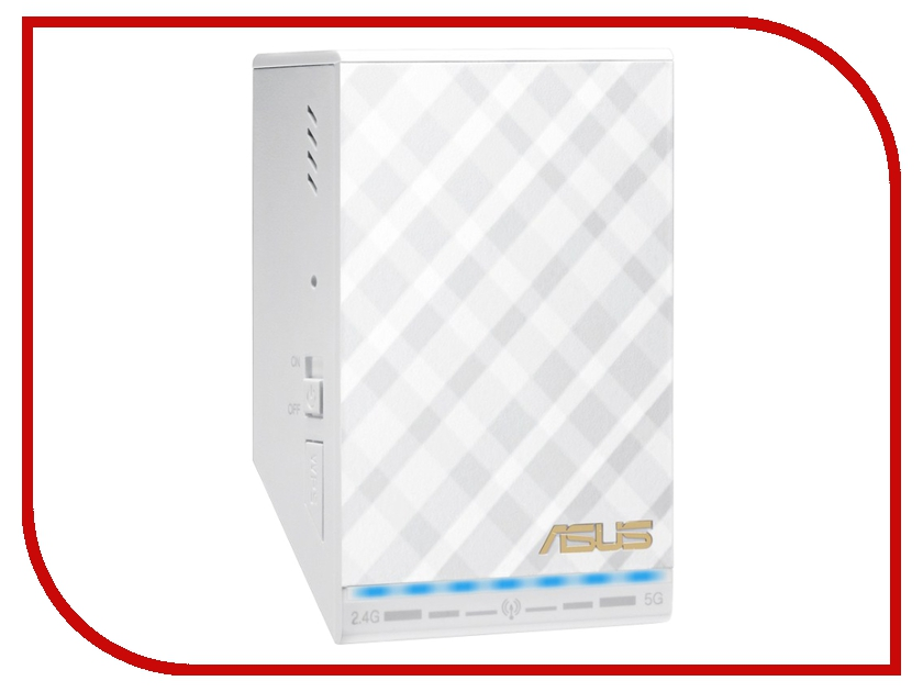 Wi-Fi усилители, повторители RP-AC52  Wi-Fi усилитель ASUS RP-AC52
