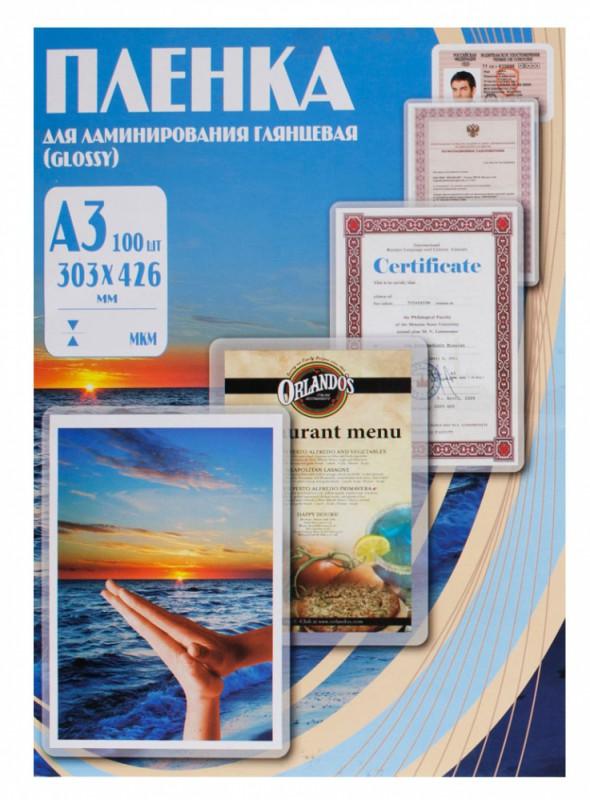 Пленка для ламинатора Office Kit PLP10630