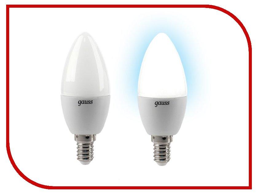 Лампочка Gauss 4W E14 220V 4100K EB103101204