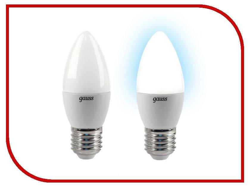 Лампочка Gauss 4W E27 220V 4100K EB103102204