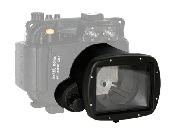 Аквабокс Meikon NEX-5 для Sony NEX-5 Kit 18-55 mm