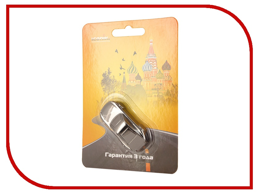 USB Flash Drive 8Gb - Iconik Порше MT-PORSHE-8GB<br>