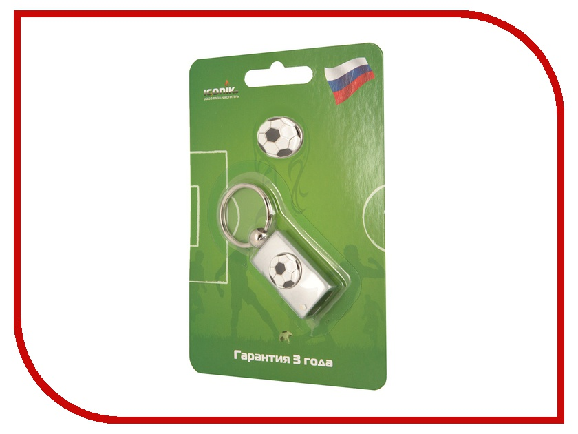 USB Flash Drive (флешка) MT-FTB-16GB  USB Flash Drive 16Gb - Iconik Футбол MT-FTB-16GB