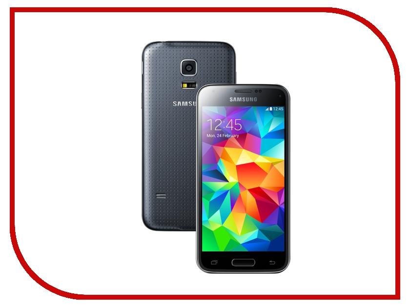 Сотовый телефон Samsung SM-G800F Galaxy S5 mini LTE Black<br>