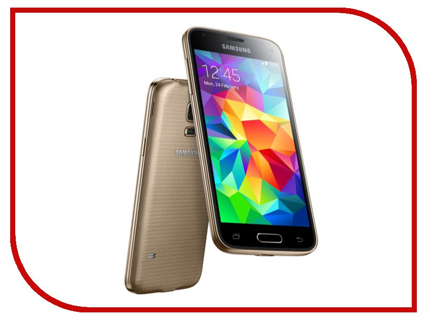 Сотовый телефон Samsung SM-G800F Galaxy S5 mini LTE Gold