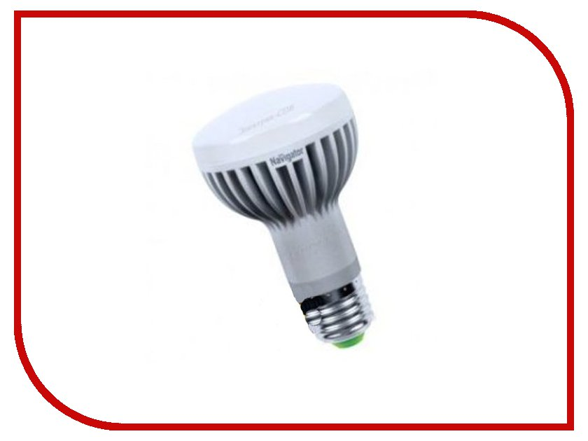 Лампочка Navigator 94 137 NLL-R63-5-230-4K-E27<br>
