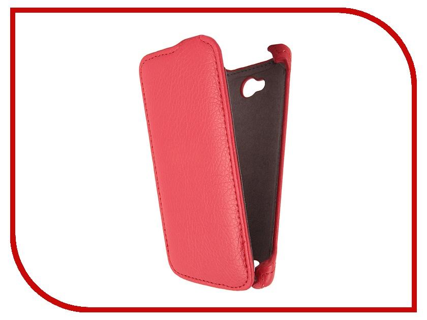 Аксессуар Чехол Philips S308 Gecko Red