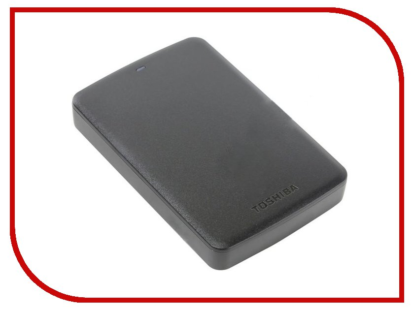 Жесткий диск Toshiba 2Tb Canvio BASICS HDTB320EK3CA happiness basics толстовка