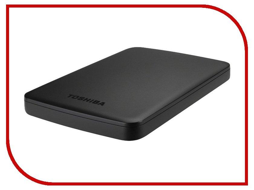 внешние HDD/SSD HDTB305EK3AA  Жесткий диск Toshiba 500Gb Canvio BASICS HDTB305EK3AA
