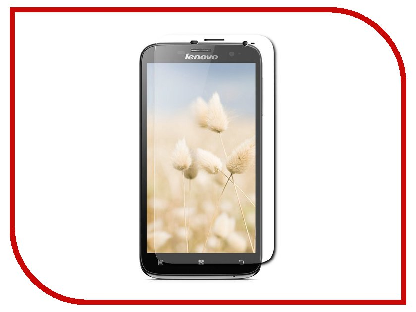 Аксессуар Защитная пленка Lenovo A850 Media Gadget Premium MG541