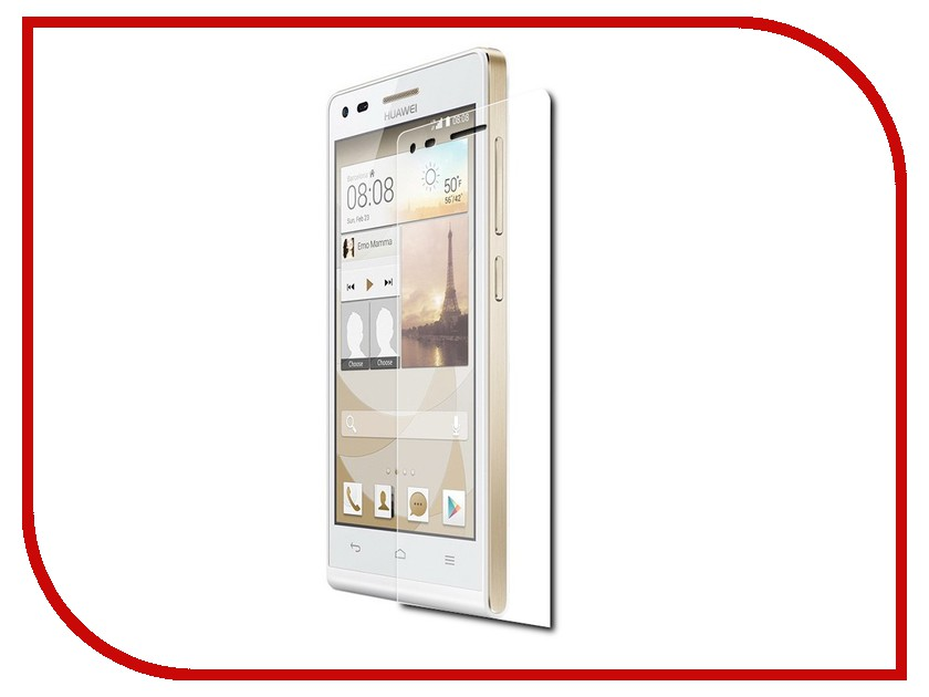 Аксессуар Защитная пленка Huawei Ascend G6 4G Media Gadget Premium MG605 аксессуар защитная пленка универсальная media gadget premium 5 глянцевая mg264