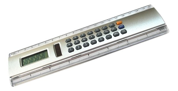 Калькулятор Эврика на линейке 90046