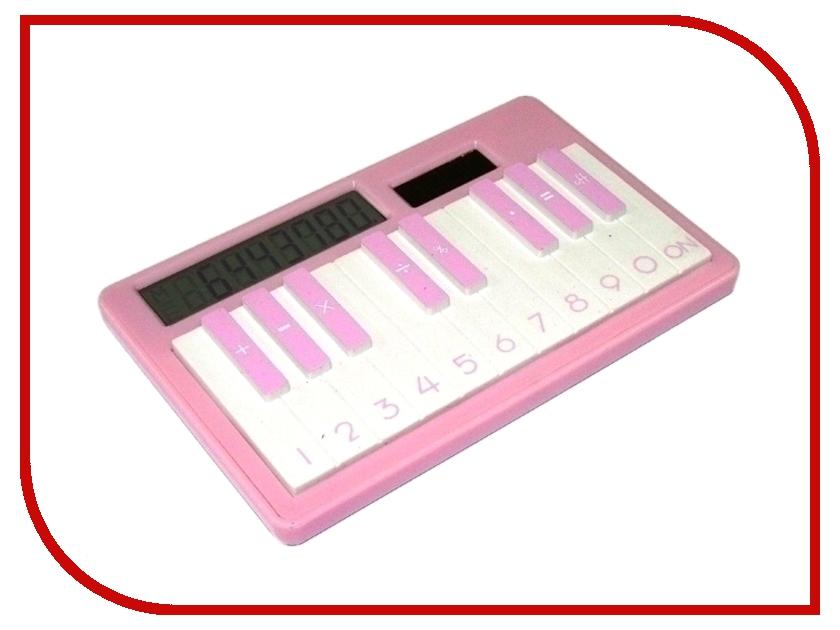 Калькулятор Эврика Пианино Pink 93136<br>