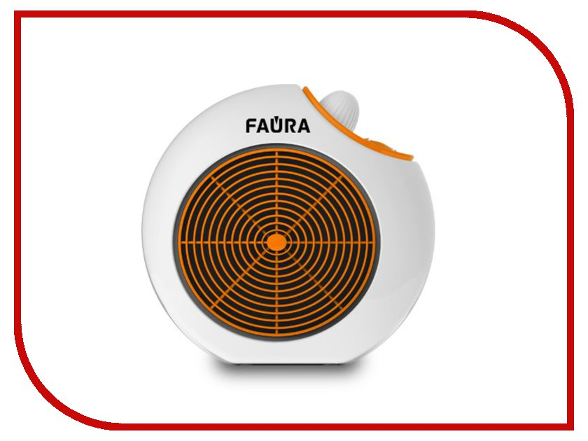 Тепловентилятор FAURA FH-10 Orange<br>