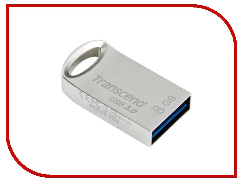 USB Flash Drive 8Gb - Transcend JetFlash 710 TS8GJF710S<br>