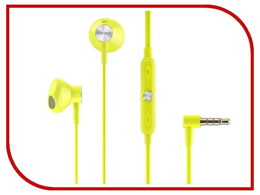 Гарнитура Sony STH30 Lime<br>