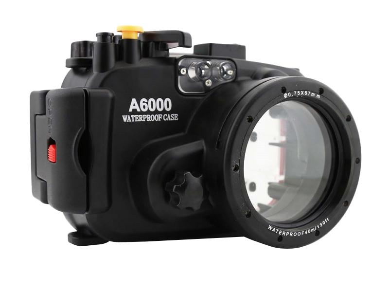 Аквабокс Meikon A6000 для Sony Alpha A6000 Kit 16-50 mm