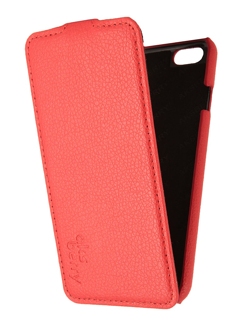 Аксессуар Aksberry 4.7-inch for iPhone 6 Red