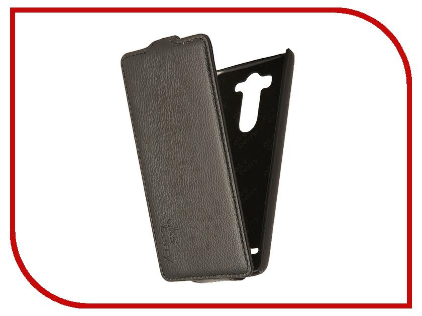 Аксессуар Чехол LG G3 S / mini Aksberry Black<br>