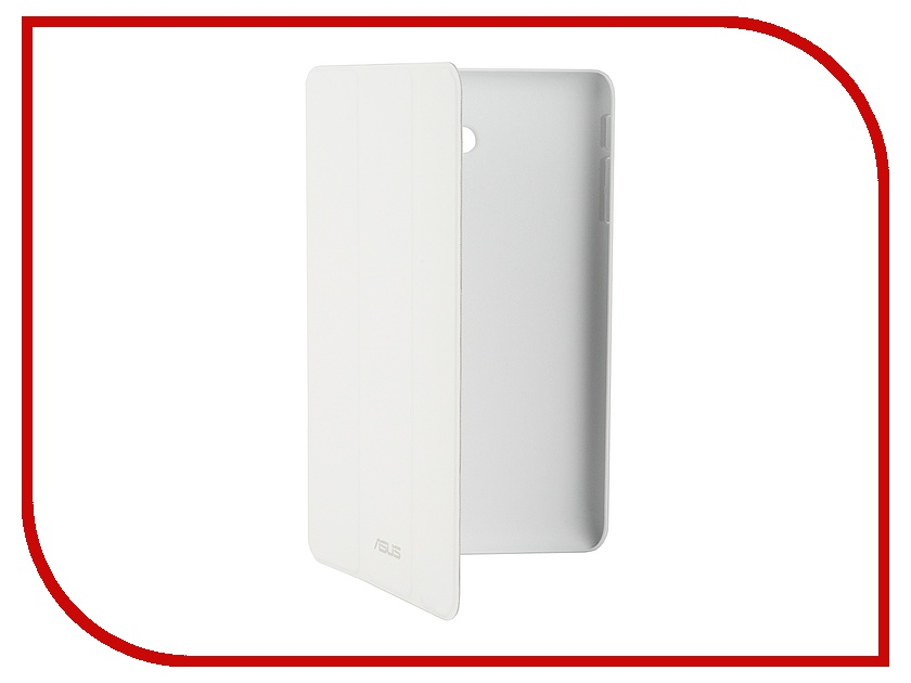 Аксессуар Чехол ASUS Fonepad 7 ME372CL/ME373CL Tricover White 90XB015P-BSL1B0<br>