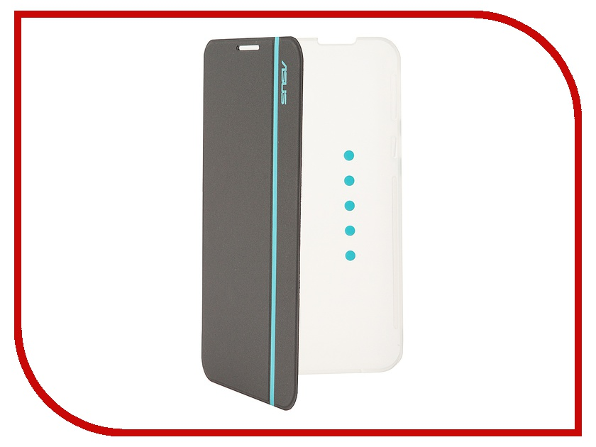 Аксессуар Чехол ASUS Fonepad 7 FE170CG / ME170C MagSmart Cover Silver-Blue 90XB015P-BSL1H0все для ASUS Pad<br><br>