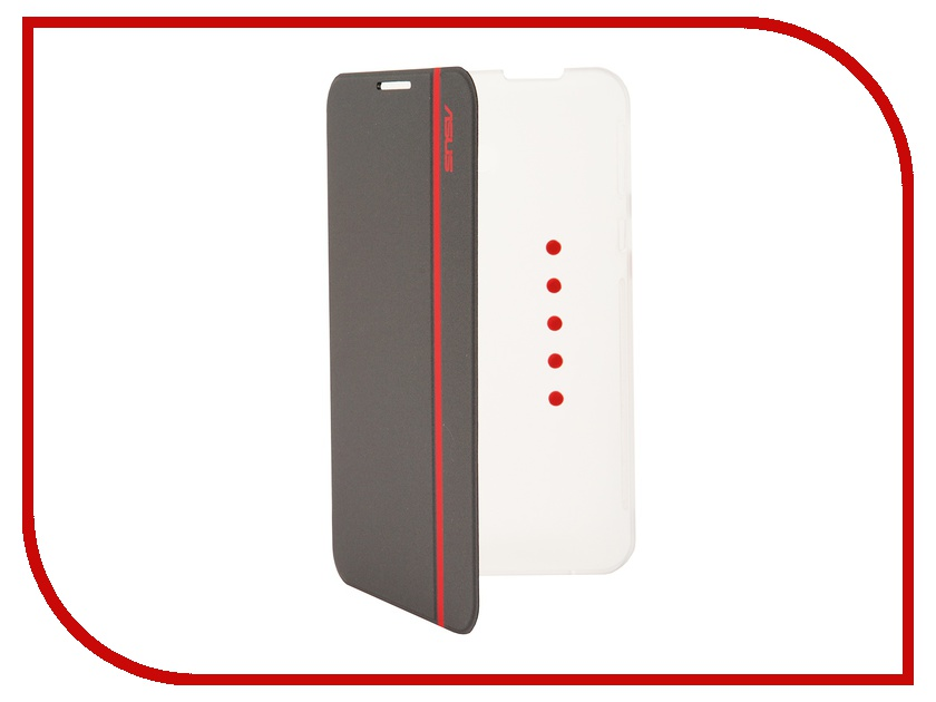 Аксессуар Чехол ASUS Fonepad 7 FE170CG / ME170C MagSmart Cover Silver-Red 90XB015P-BSL1I0 asus zoovd цена