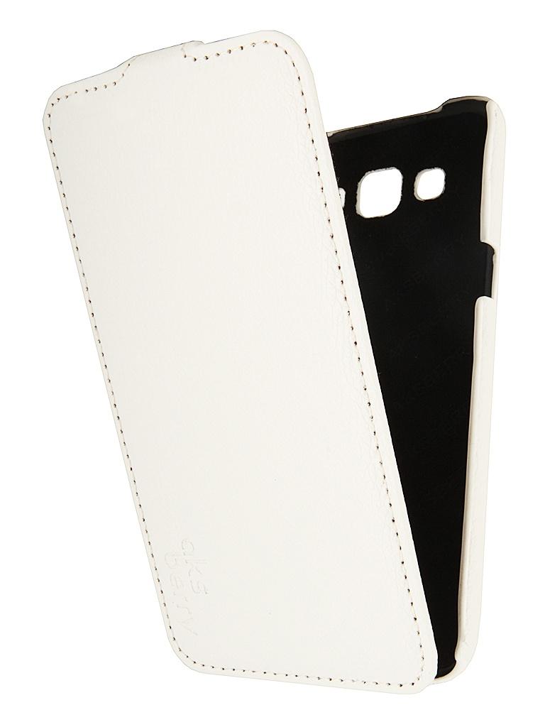 Аксессуар Чехол Samsung Galaxy Grand 2 SM-G7105 Aksberry White