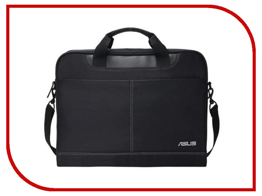 Аксессуар Сумка 16.0 ASUS Nereus Carry Bag Black 90-XB4000BA00010 сумка oboly obl047 2015 drew bag page 3