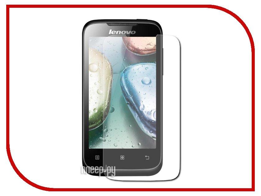 Аксессуар Защитная пленка Lenovo A369 Aksberry матовая