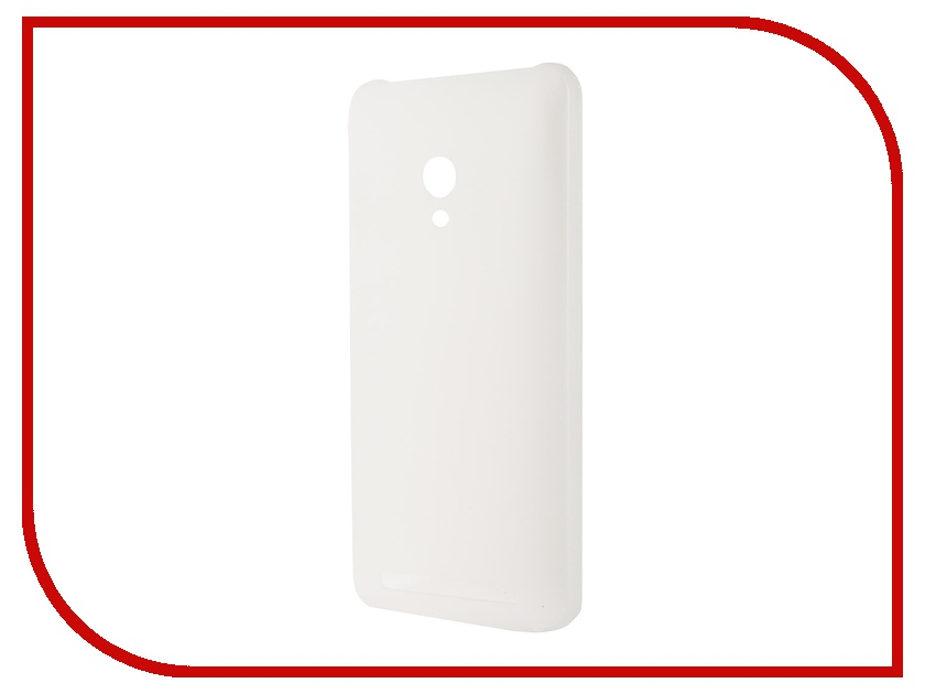 Аксессуар Чехол ASUS ZenFone 4 A450CG Clear Case 90XB00RA-BSL1P0<br>