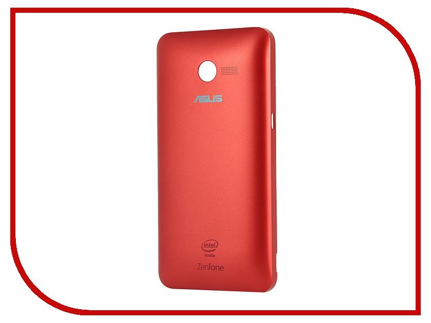 Аксессуар Крышка задняя ASUS ZenFone 4 Zen Case Red 90XB00RA-BSL160<br>