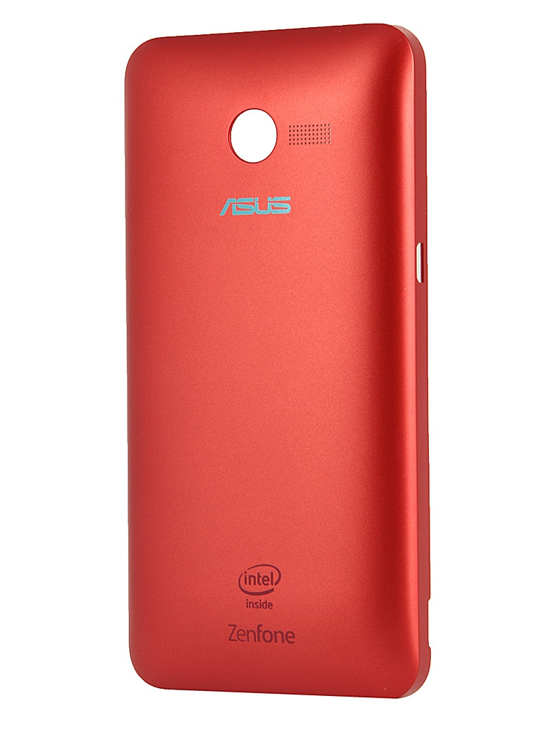 Аксессуар Крышка задняя ASUS ZenFone 4 Zen Case Red 90XB00RA-BSL160