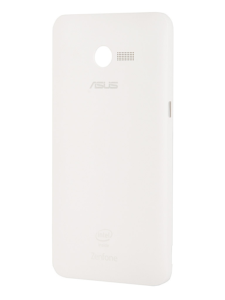 Аксессуар Крышка задняя ASUS ZenFone 4 Zen Case White 90XB00RA-BSL150