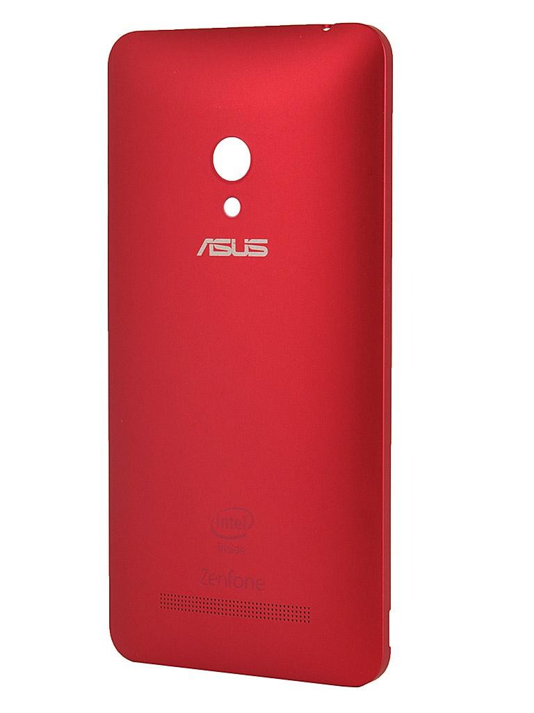 Аксессуар Крышка задняя ASUS ZenFone 5 Zen Case Red 90XB00RA-BSL250